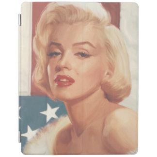 Marilyn Flag iPad Cover