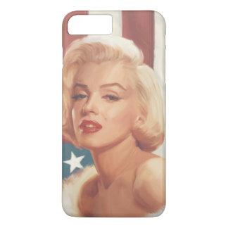 Marilyn Flag iPhone 7 Plus Case