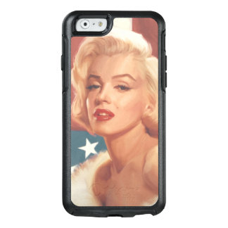 Marilyn Flag OtterBox iPhone 6/6s Case