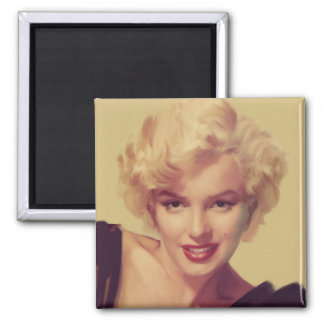 Marilyn in Black Magnet