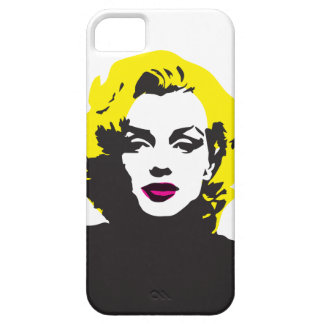 Marilyn_Pop Art 2017 Phone wrap Case For The iPhone 5