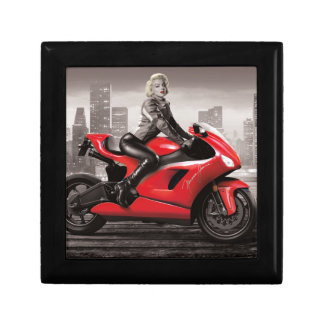 Marilyn's Motorcycle Gift Box