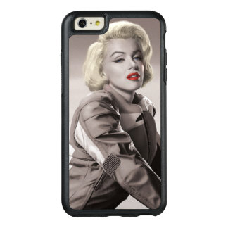 Marilyn's Motorcycle OtterBox iPhone 6/6s Plus Case