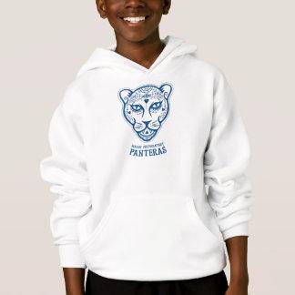 Marin Preparatory Blue Pantera Hoodie Sweatshirt