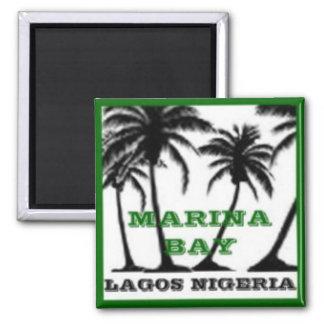 MARINA BAY, LAGOS NIGERIA MAGNET