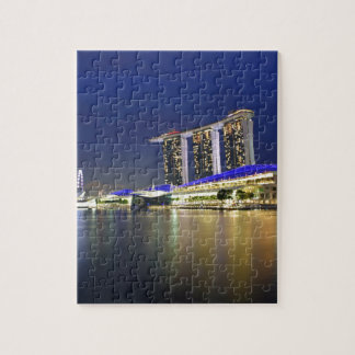 Marina Bay Sands Singapore Jigsaw Puzzle