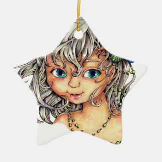 Marina Ceramic Ornament