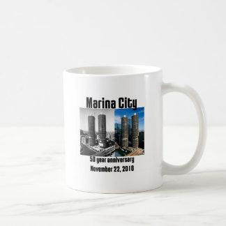 Marina City 50-Year Anniversary Coffee Mug