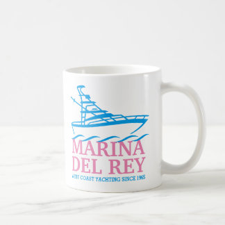 Marina Del Ray Coffee Mug