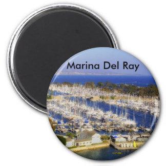 Marina Del Ray Magnet