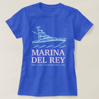 Marina Del Ray T Shirt