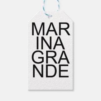 MARINA GRANDE GIFT TAGS