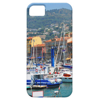 Marina in Nice, France iPhone 5 Case