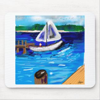 Marina Mouse Pad