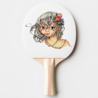 Marina Ping Pong Paddle
