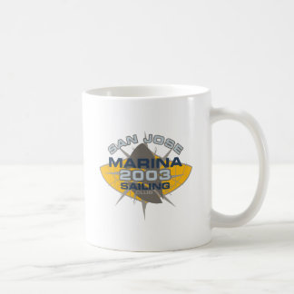 Marina Sailing Coffee Mug