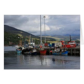 Marina Scotland Card