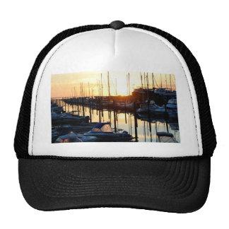 Marina Sunrise Trucker Hat
