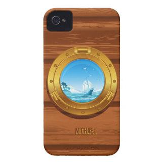 Marina Yacht View IPhone 4 Case