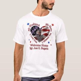 Marina's Custom Husband Homecoming Shirt