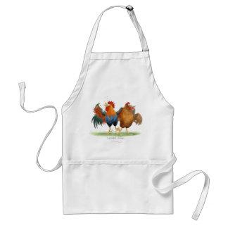 'Marinated chicken' Apron. Standard Apron