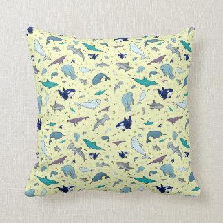 Marine Animals Cushion