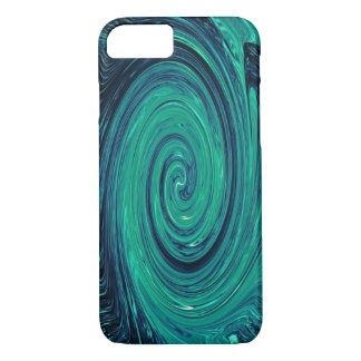 Marine Blue iPhone 7 Barely There Case