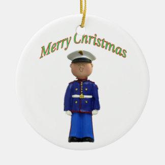 Marine Christmas Ornament
