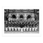 Marine Corps Band, early 1900s Postcard