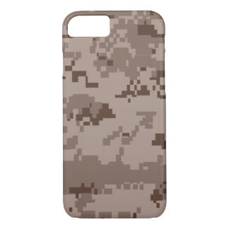 Marine Corps MARPAT Desert Camouflage iPhone7 Case
