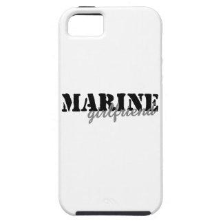 Marine Girlfriend iPhone 5 Case