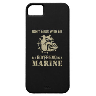 Marine Girlfriend Case For The iPhone 5