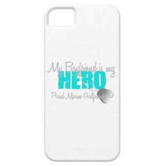 Marine Girlfriend Hero iPhone 5 Case