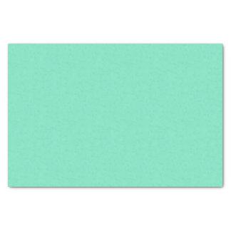 Marine Green Blue Aqua Turquoise 2015 Color Trend Tissue Paper
