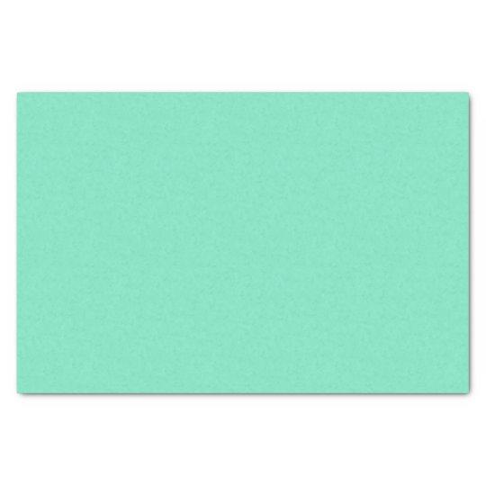 Marine Green Blue Aqua Turquoise 2015 Colour Trend Tissue Paper