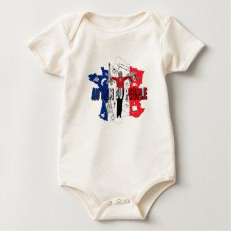 Marine Le Pen Baby Bodysuit