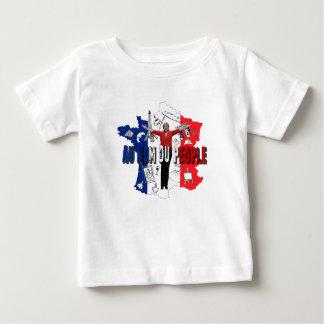 Marine Le Pen Baby T-Shirt