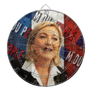 Marine Le Pen Dartboard