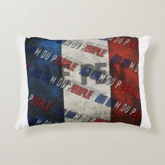 Marine Le Pen Decorative Pillow