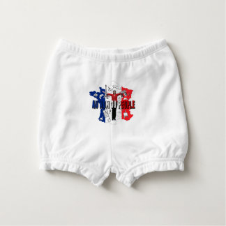 Marine Le Pen Diaper Cover