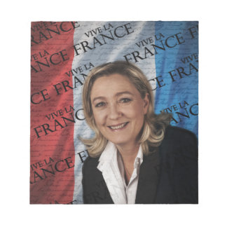 Marine Le Pen Notepads