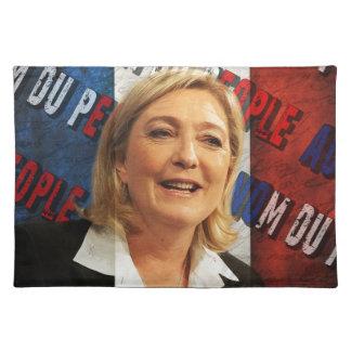 Marine Le Pen Placemat