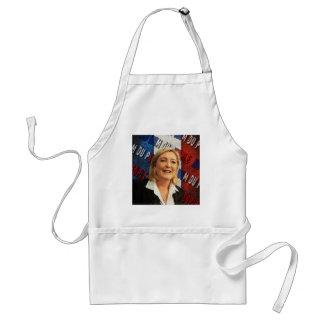 Marine Le Pen Standard Apron