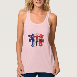 Marine Le Pen Tank Top