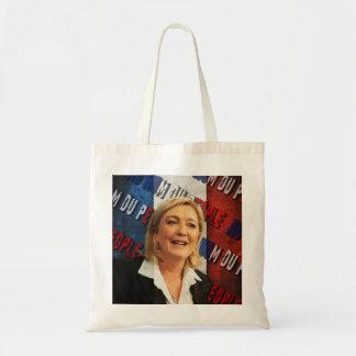 Marine Le Pen Tote Bag