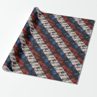 Marine Le Pen Wrapping Paper