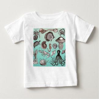 Marine Life Baby T-Shirt