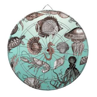 Marine Life Dartboard