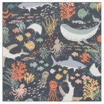 Marine Life Fabric