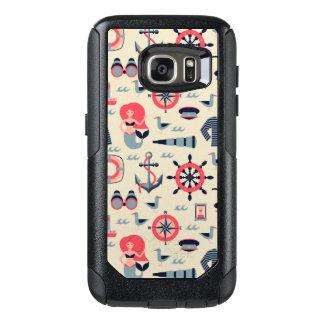 Marine Life Pattern OtterBox Samsung Galaxy S7 Case